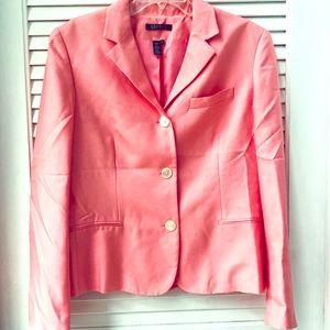 Silk Ralph Lauren Jacket